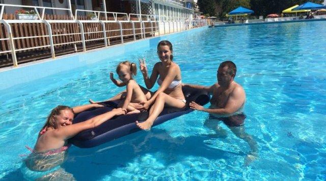 Мы любим отдыхать на Чёрном море